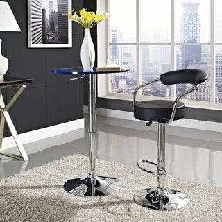 50's Diner Chrome Finish Bar Stool