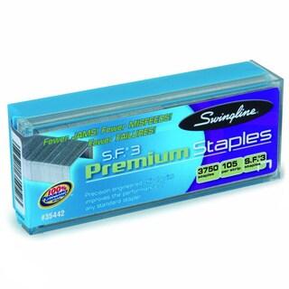 Swingline S.F. 3 Premium Staples (Pack of 3750)