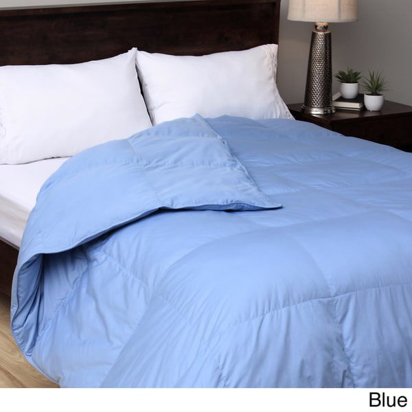 Sealy Posturepedic 300 Thread Count Sateen Down Alternative Comforter