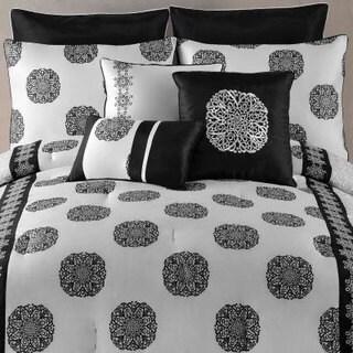 Metropolis Celeste 9-piece Comforter Set