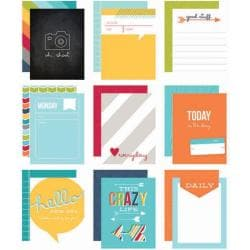 Everyday Sn@p! Double-Sided Card Pack 3 X4 48/Pkg -