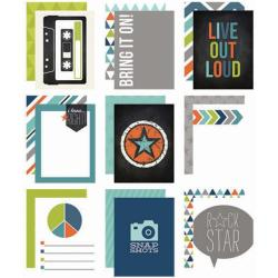 Him Sn@p! Double-Sided Card Pack 3 X4 48/Pkg -