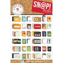 Smarty Pants Double-Sided Card Pack 4 X6 24/Sheets - Sn@p!