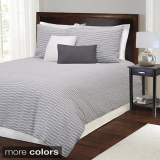 Parker Cotton Duvet with Shams Sold Separately