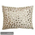 Andrea Gemstone Throw Pillow
