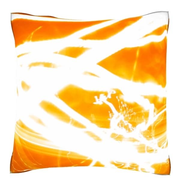 Light Effect 18-inch Velour Throw Pillow