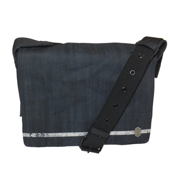 Golla Electror 11.6-inch Denim Laptop Bag
