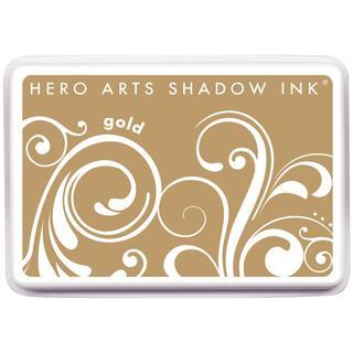 Hero Arts Shadow Inks - Gold