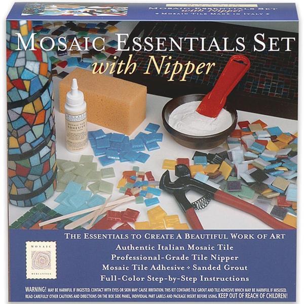Mosaic Essential Set W/Nipper -