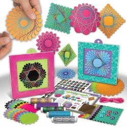 Spirograph String Art Kit -