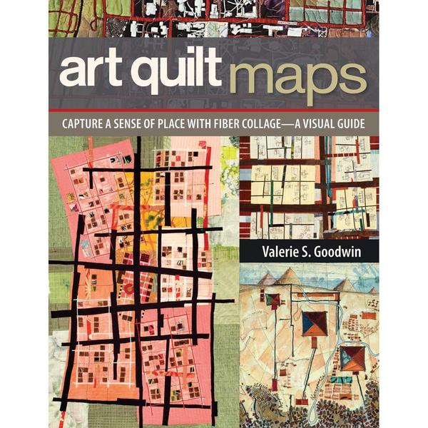 C & T Publishing - Art Quilt Maps