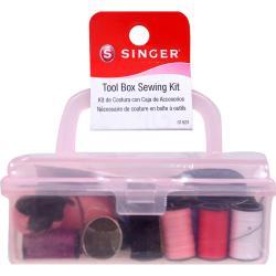 Sew Cute Tool Box Sewing Kit -