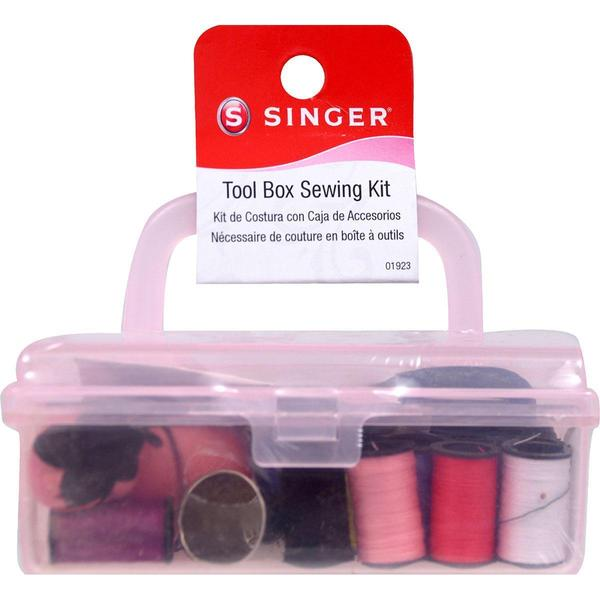 Sew Cute Tool Box Sewing Kit -