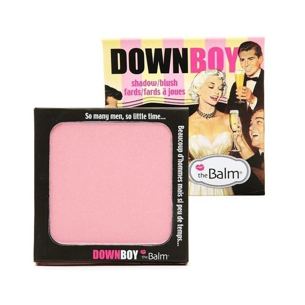 theBalm Downboy Shadow/ Blush