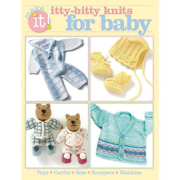 Soho Publishing - Itty-Bitty Knits For Baby