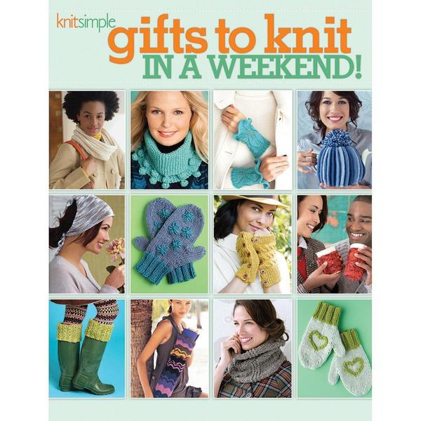 Soho Publishing - Gifts To Knit In A Weekend!
