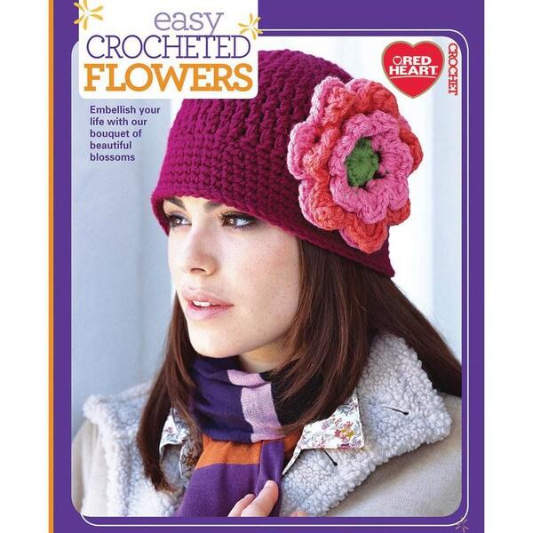 Soho Publishing - Easy Crocheted Flowers