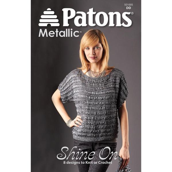 Patons - Shine On-Metallic