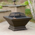 Madera Copper Finish Fire Pit
