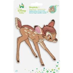 Disney Bambi Full Body Iron-On Applique -