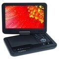 "Audiovox DS2038 Portable DVD Player - 10"" Display - 1024 x 600 - Blac"