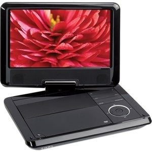"VOXX Electronics DS9421T Portable DVD Player - 9"" Display - 640 x 734"