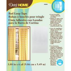 Rod Loop Tape 3-7/8 X6 Yards -