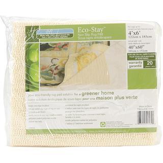 Eco-Stay Non-Slip Rug Underlay - 4'x6'