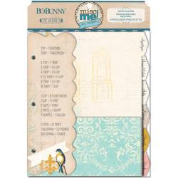 Misc Me Binder Dividers - The Avenues Recipe