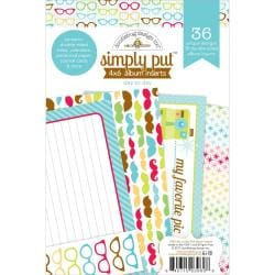 Day To Day Simply Put Album Inserts 4 X6 -