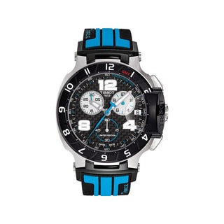 Tissot Men's 'T-Race' Limited Edition Black Quartz Watch