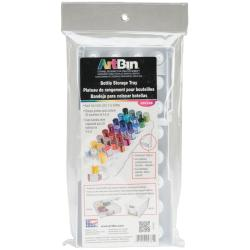ArtBin Super Satchel Glitter Glue Tray - 12.25 X6 Holds 36 Bottles