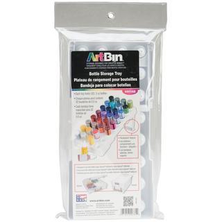 ArtBin Super Satchel Glitter Glue Tray - 12.25 X6 Holds 36 Bottles