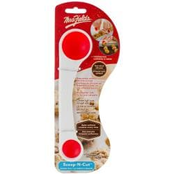 Mrs. Fields (TM) Scoop-N-Cut Cookie Tool - 7.0 X1.7 X0.3