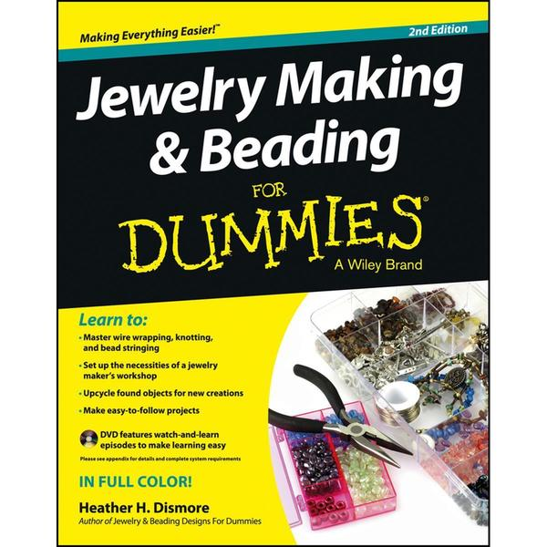 Wiley Publishers - Jewelry Making & Beading For Dummies