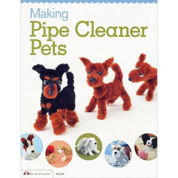 Design Originals - Making Pipe Cleaner Pets