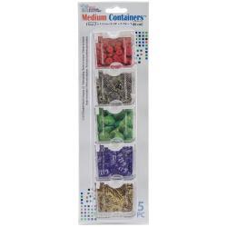 Elizabeth Ward's Medium Containers 1.75 X2 X1.125 -