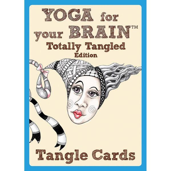 Design Originals - Yoga For Your Brain Totally Tangled