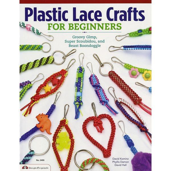 Design Originals - Plastic Lace Crafts For Beginners