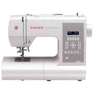 Singer 7470 Confidence Sewing Machine (Refurbished)