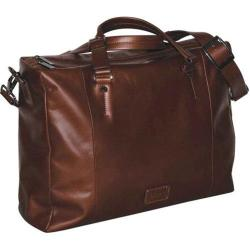 Men's Dopp Leather Brief Brown