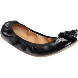 Women's Footzyfolds Stephania Black
