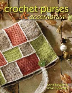 Crochet Purses & Accessories (Paperback)