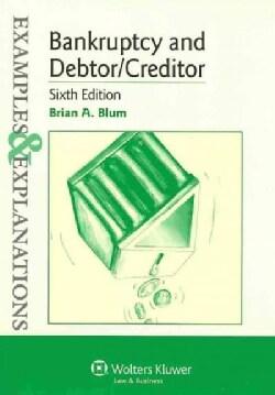 Bankruptcy and Debtor/Creditor (Paperback)