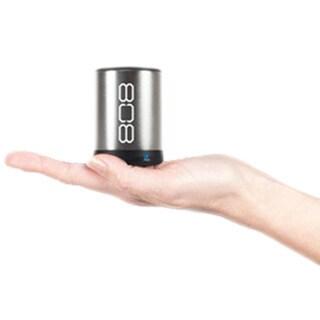 808 Speaker System - 2 W RMS - Wireless Speaker(s) - Silver