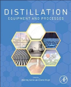 Distillation: Equipment and Processes (Hardcover)