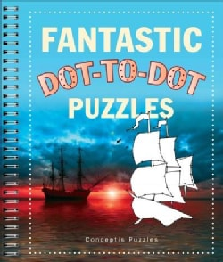 Fantastic Dot-to-Dot Puzzles (Paperback)