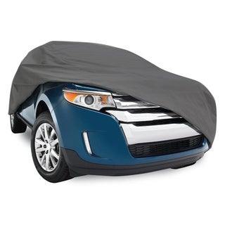 Oxgord Standard Charcoal Grey Indoor/ Outdoor SUV/ Van Cover
