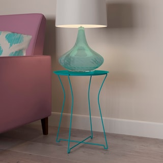 Atlantic Powder-coated Metal Side Table