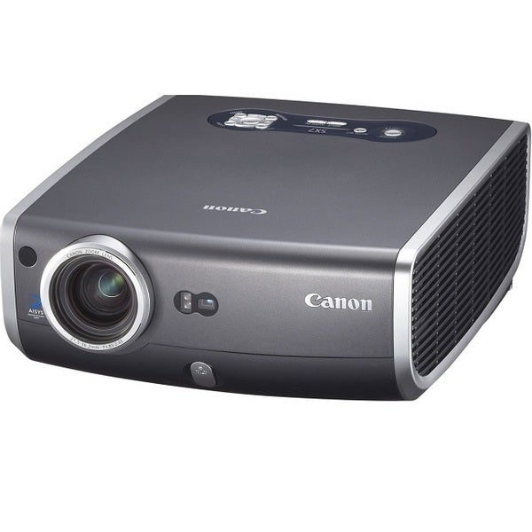 Canon Realis SX6 SXGA LCOS Projector (Manufacturer Refurbished)